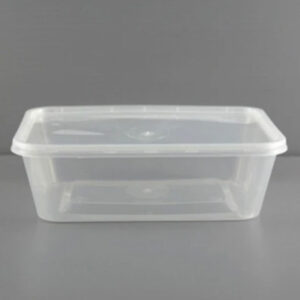 MARQUEE CONTAINERS + LIDS 500CC