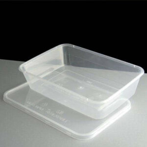 CONTAINERS+ LIDS 500 CC
