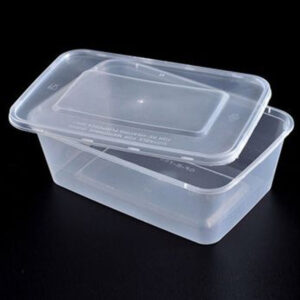 CONTAINERS+ LIDS 650 CC