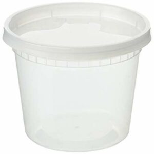 10oz CONTAINERS+ LIDS (Majestic)