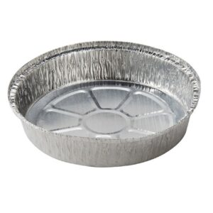 """9 """" ROUND FOIL CONTAINERS"""