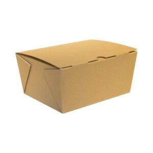 32oz TAKE AWAY KRAFT BOX