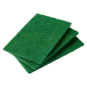 6″ X 9″ GREEN  PADS 10'S